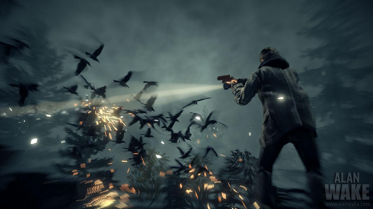 Alan Wake: Story + Atmosphäre > Spielsubstanz