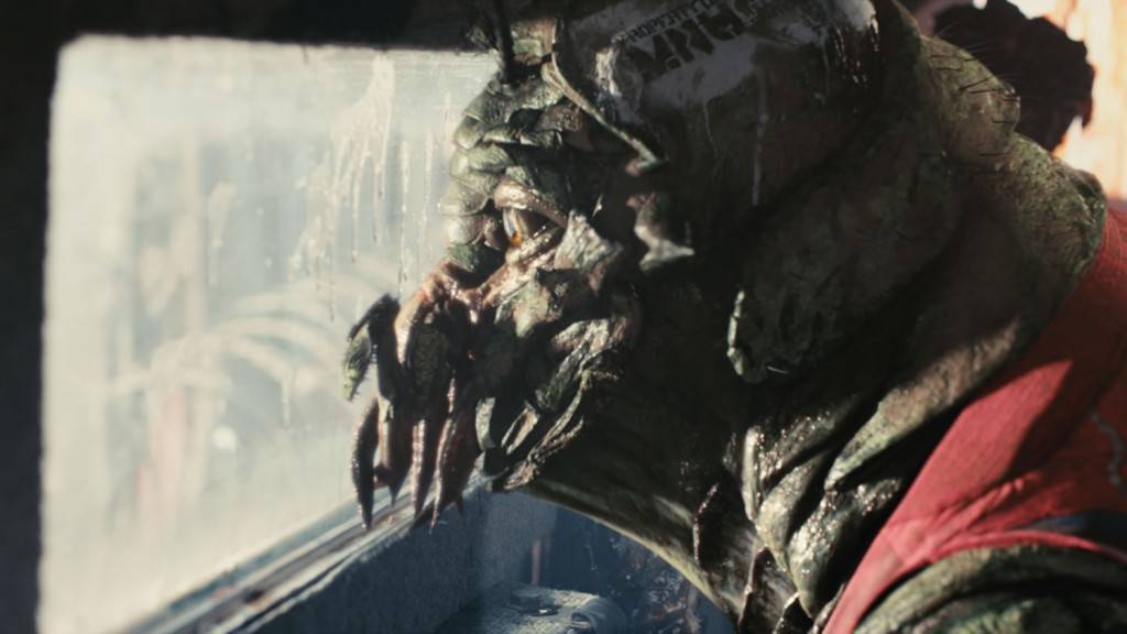 Bei District 9 fühlt man auch das Mitleid mit den Aliens