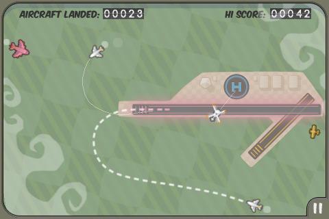 Flight Control: Eines der erfolgreichsten iPhone-Spiele