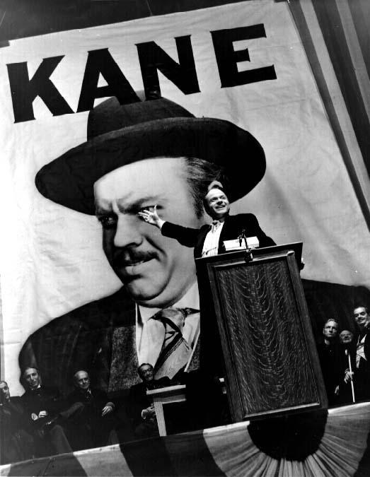 Der legendäre Filmklassiker Citizen Kane. Wie könnte ein Spiel in dieser Größenordnung aussehen?