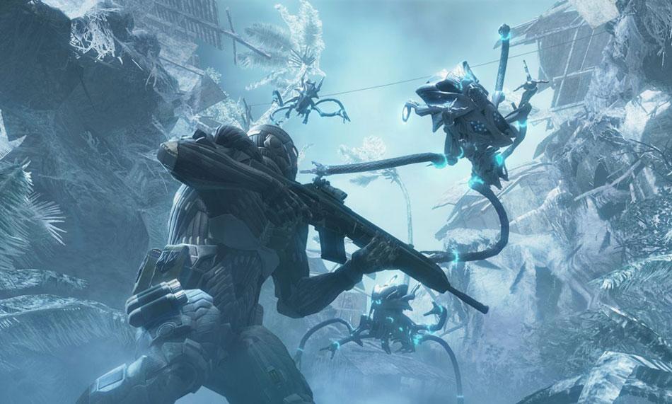Crysis: Ungeeignet für Onlive?