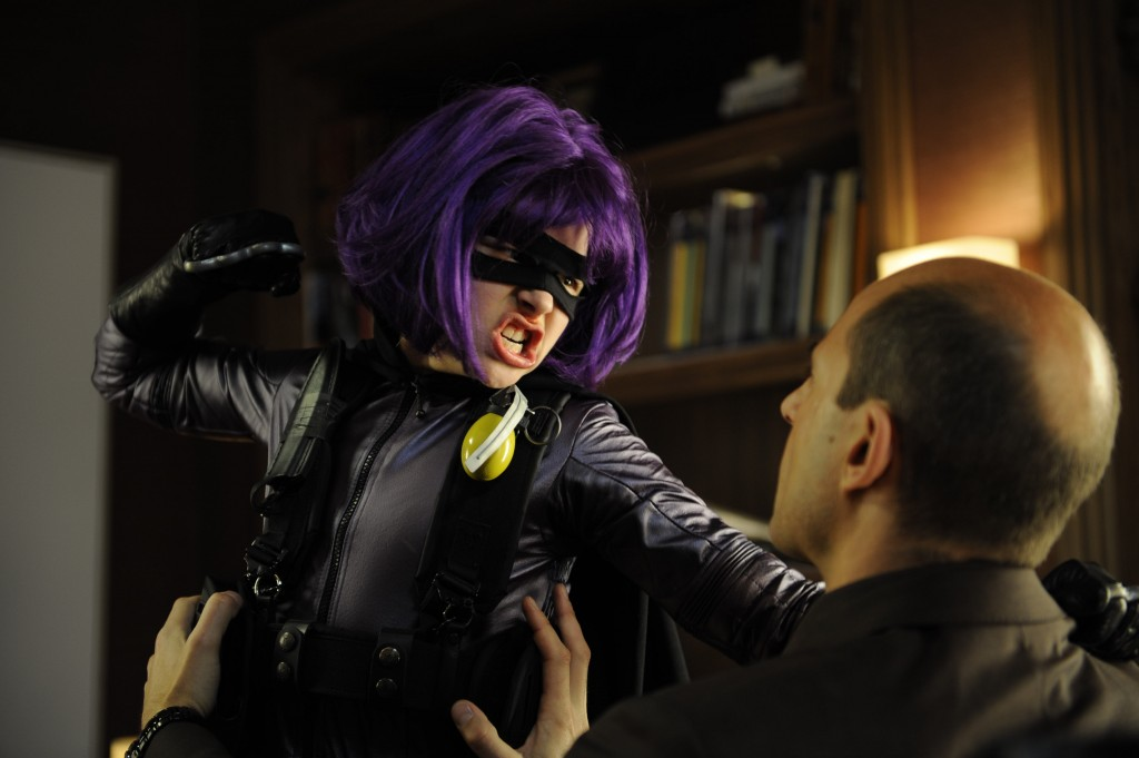 Gestattten Hit-Girl