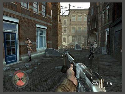 2002 gab es auch Schlachten in Stadt-Szenarien