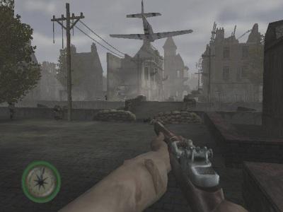Intensive Kämpfe, riesige Bomber, böse Nazis