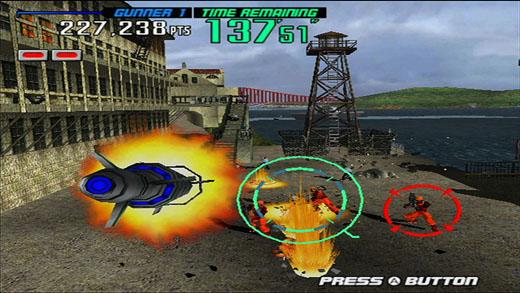 L.A. Machineguns macht trotz des Alters noch eine gute Figur auf der Wii