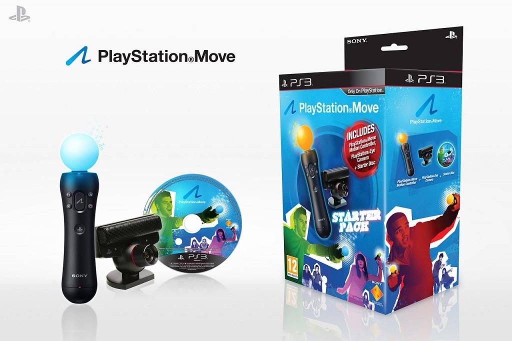 An sich günstiges Bundle: Move-Controller, Kamera und Starter-Disk mit Demos kosten zusammen zirka 60 Euro.