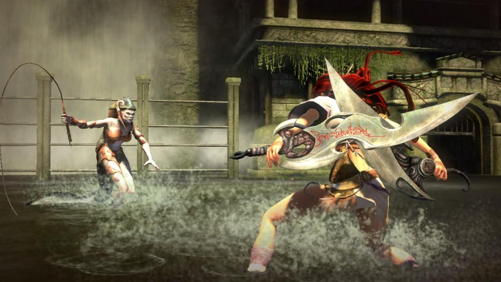 Heavenly Sword: Damals wie heute opulente Endboss-Kämpfe