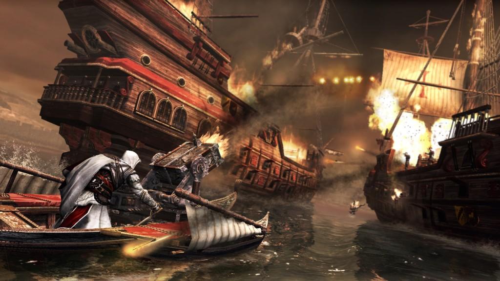 Assassin's Creed: Brotherhood: Ubisoft wählt Weihnachten für die Reise nach Rom