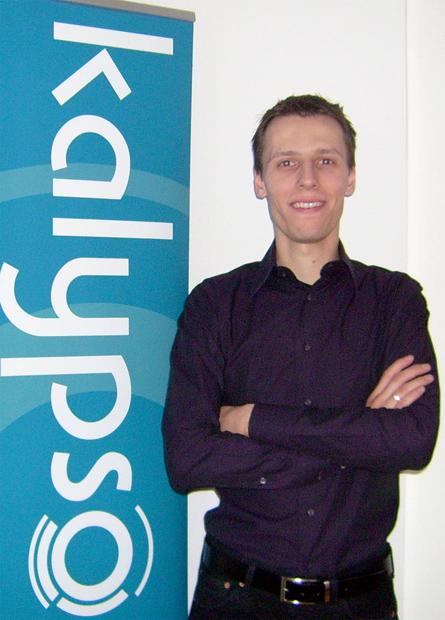 Stefan Marcinek: (Relativ) jung und dynamisch. Einer der Kalypso-Chefs