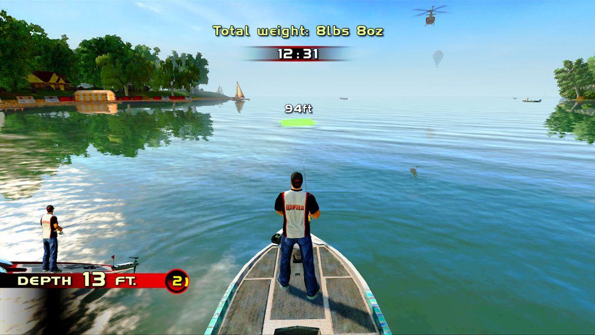 Rapala Pro Bass Fishing und das bessere Angeln ohne…Angel