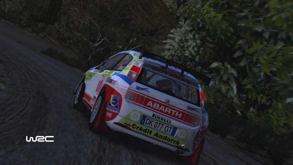 World Rally Championship: Realismus trifft auch hier auf eine Portion Arcade
