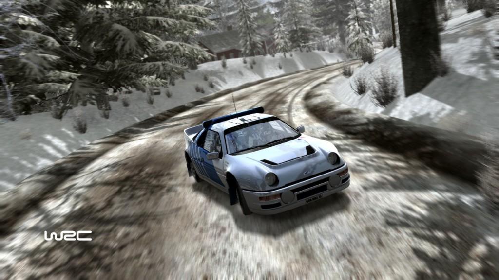 World Rally Championship: Die ersten Spielminuten ist der Gesamteindruck trotz ernüchternder Grafik gut