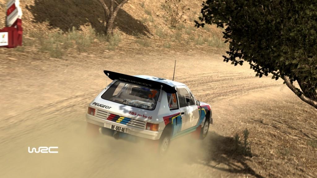 World Rally Championship: Die Fahrzeugmodelle sind gegenüber Colin 2005 detaillierter, genauso gibts ein paar Grafikeffekte mehr. Aber Quantensprünge braucht ihr nicht zu erwarten - eher Babyschritte.