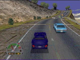 The Need for Speed: Spärlicher Umfang, auch schon damals?