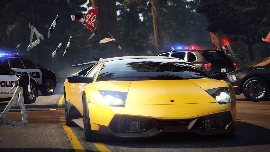 Need for Speed: Hot Pursuit ist voll auf Hochglanz poliert. Dazu gibts auch schöne Locations.