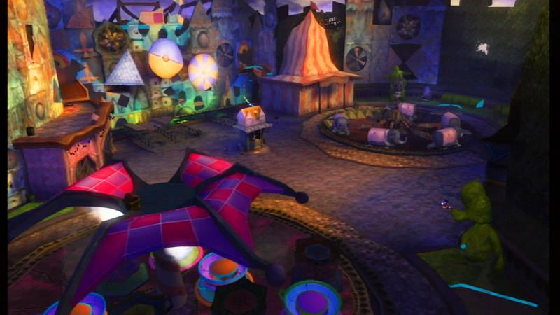 Micky Epic ist gegenüber früheren Artworks und Bildern in der finalen Fassung klarer strukturiert und familientauglicher.