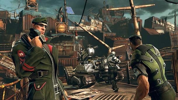 Brink: Ein überzeichneter Grafikstil könnte ein Pluspunkt des Spiels sein.