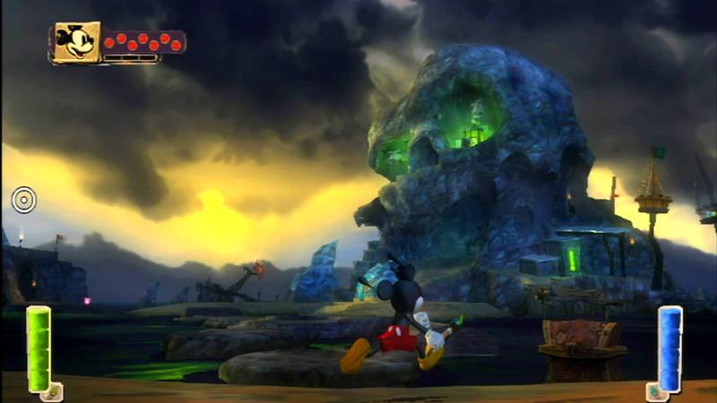 Keine Frage: Es gibt auch schöne und sehr atmosphärische Momente in Micky Epic.