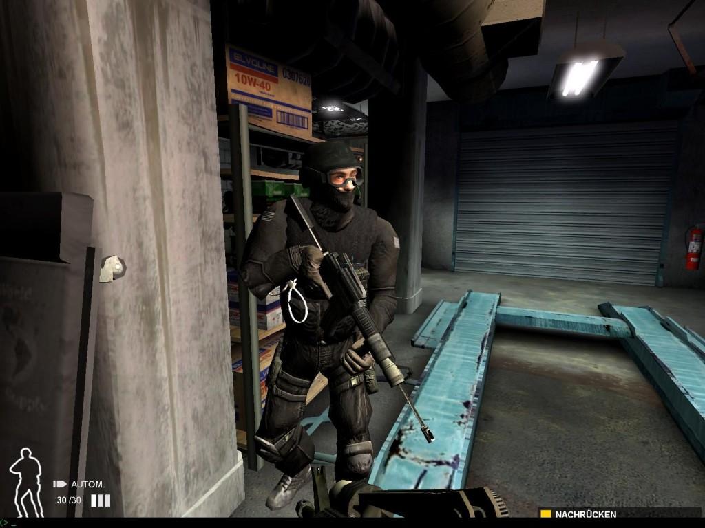 SWAT 4 sieht auch nach fast sechs Jahren noch gut aus.