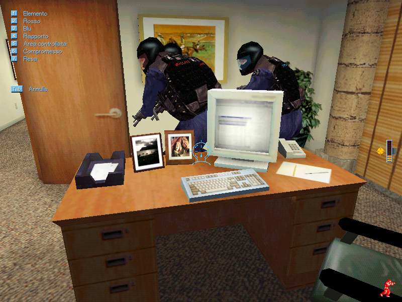 Mit SWAT 3 verwandelte Sierra die ehemalige Strategiereihe 1999 in einen 3D-Taktikshooter