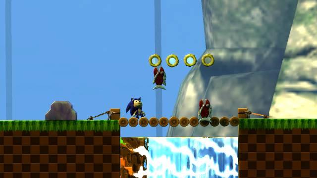 Sieht nach Sonic aus? Ne, ist LittleBigPlanet 2!