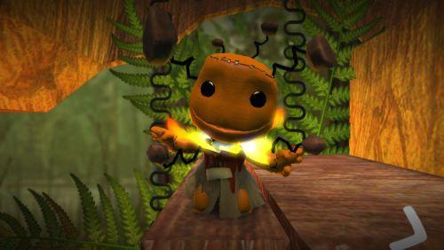 LittleBigPlanet 2: Da ist er wieder - der charmante Sackboy!