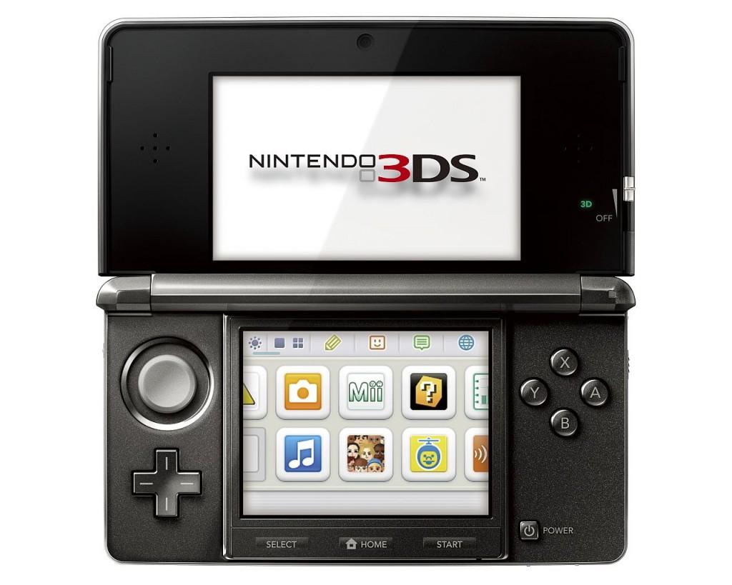 Sieht wertig aus. Mit marginalen Abschritten ist das der 3DS auch.