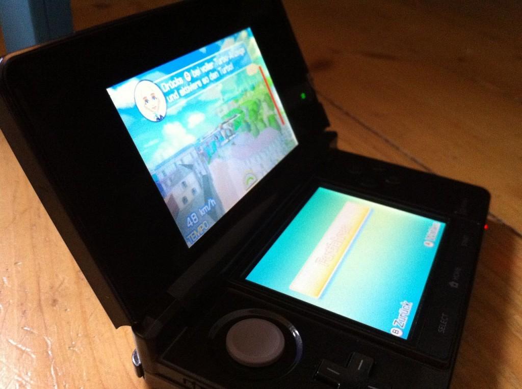 3DS: Gerät gefällt schon, aber 3D muss sich erst einmal im Praxistest beweisen