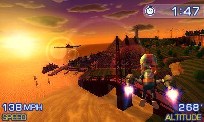 Pilotwings Resort: Als 3DS-Techdemo vielleicht geeignet. Aber wieso werden dann nicht einmal Multiplayer, StreetPass und Bewegungssensoren genutzt?