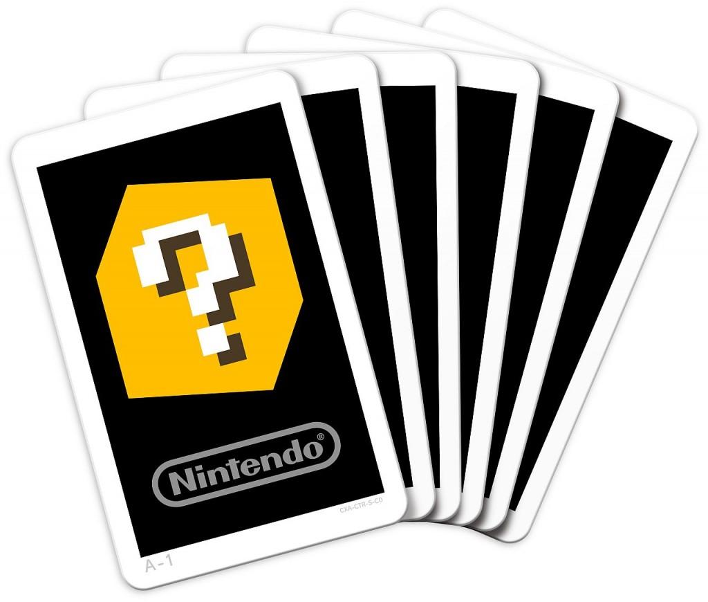 Augmented Reality - Karten. AR-Spiele werden auf dem 3DS zukünftig von Bedeutung sein - ob man will oder nicht.