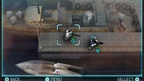 Ghost Recon: Shadow Wars: Die gute Grafik kommt auf dem Screenshot leider überhaupt nicht zur Geltung.