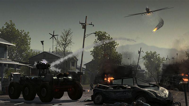 Homefront verfügt sicher auch über einen netten Multiplayer...