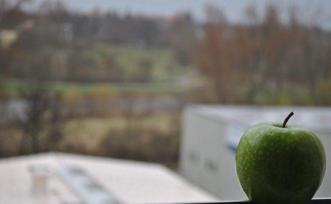 Gamesaktuell: Auf dem Foto ist ein Apfel zu sehen.