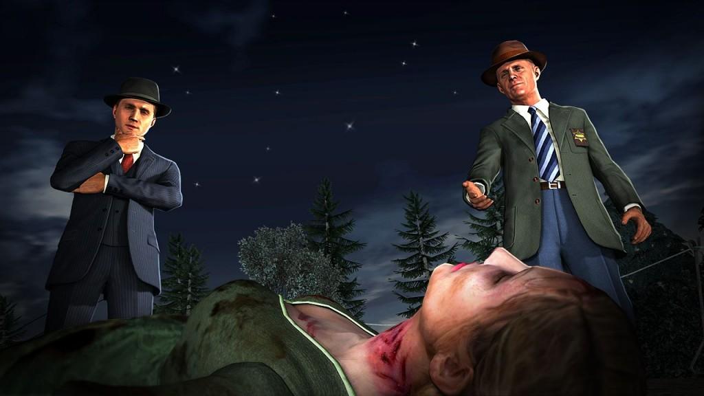 Mord wird zum Hobby des Spielers...sozusagen.