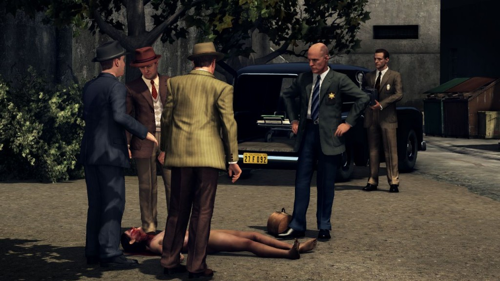 L.A. Noire: Glaubwürdig inszenierte Tatorte
