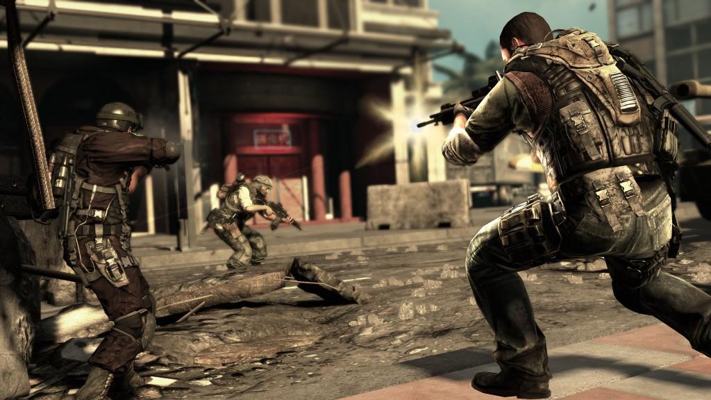 SOCOM: Special Forces: Relativ taktisch gehts beim neuesten Ableger der Reihe zu (Pressefoto)