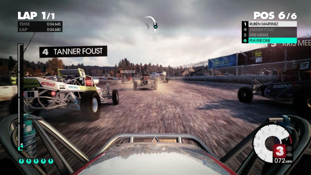 Dirt 3 bietet - welch Überraschung - viel Dreck und Schlamm. Und längst nicht nur Rallye. Schade eigentlich.