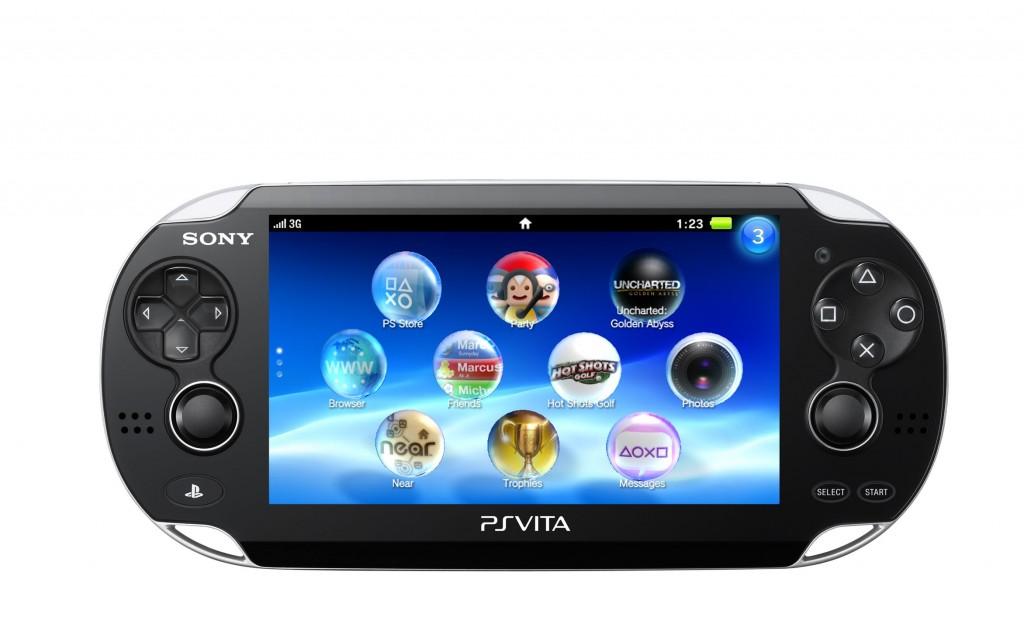 Die PSVita sieht der PSP sehr ähnlich, wirkt aber schicker.