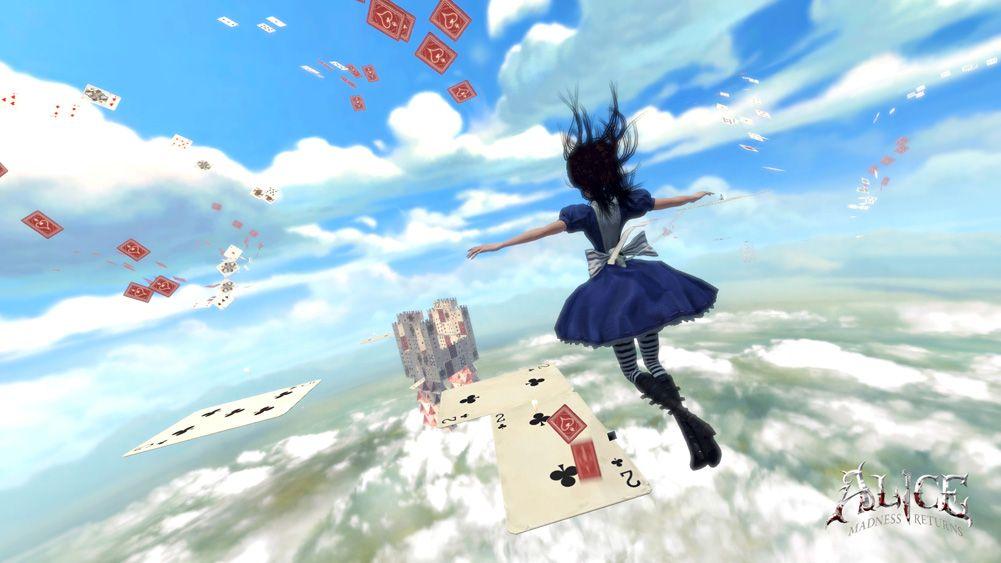 So schön Alice: Madness Returns auch ist: Das Spiel langweilt!