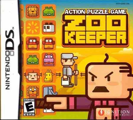 Zookeeper auf dem NintendoDS