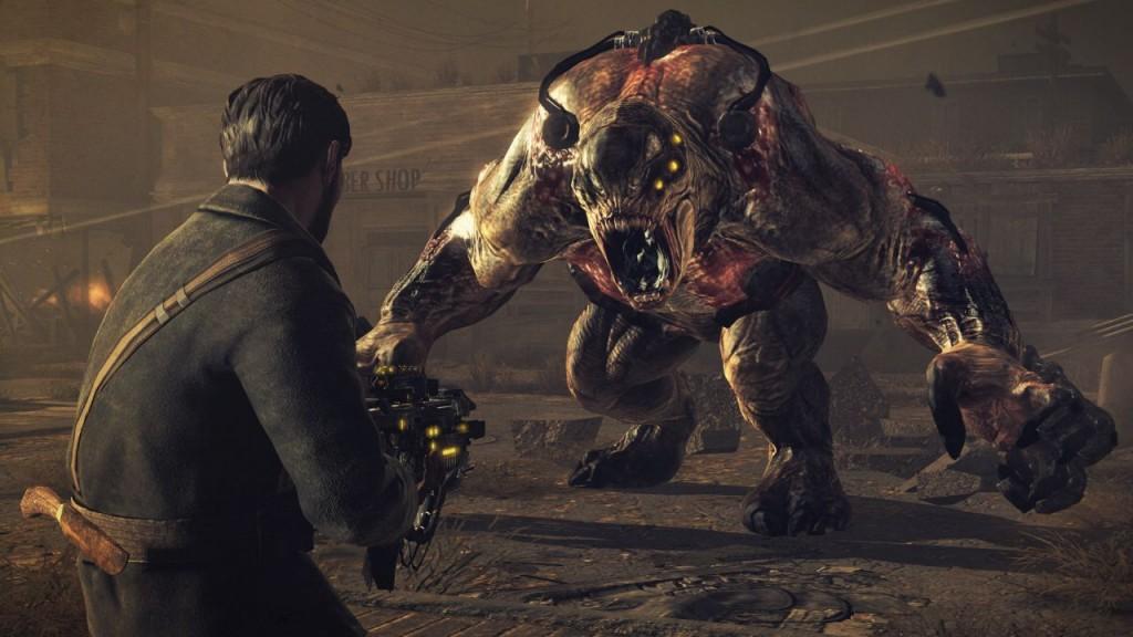 In Resistance 3 gibt es hübsche Monster. Potentielle Top-Model-Kandidaten sozusagen... (Foto: Sony/Insomniac)