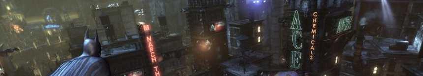 Batman: Arkham City replayed