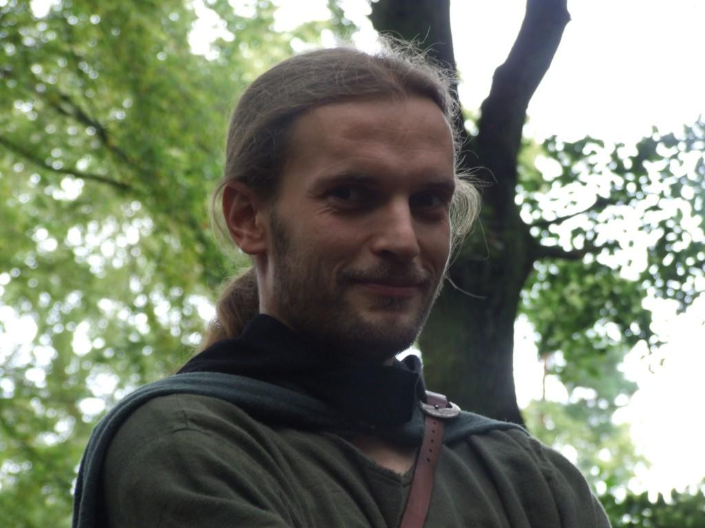 Martin Thon ist Robin Hood (Foto: DigiDreams Studios)