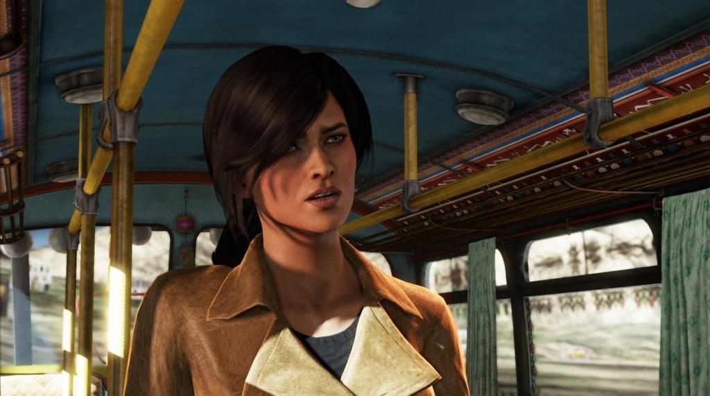 Tja. An sich nicht relevant für die Story. Aber Elena ist eh besser als Chloe, oder? (Foto: Naughty Dog)
