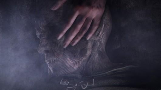 Der Poly-Rest versteht nur Bahnhof. Will Andreas irgendjemanden in Dark Souls umarmen? Oder will er NPCs Menschlichkeit schenken? Beides ist irgendwie...komisch?