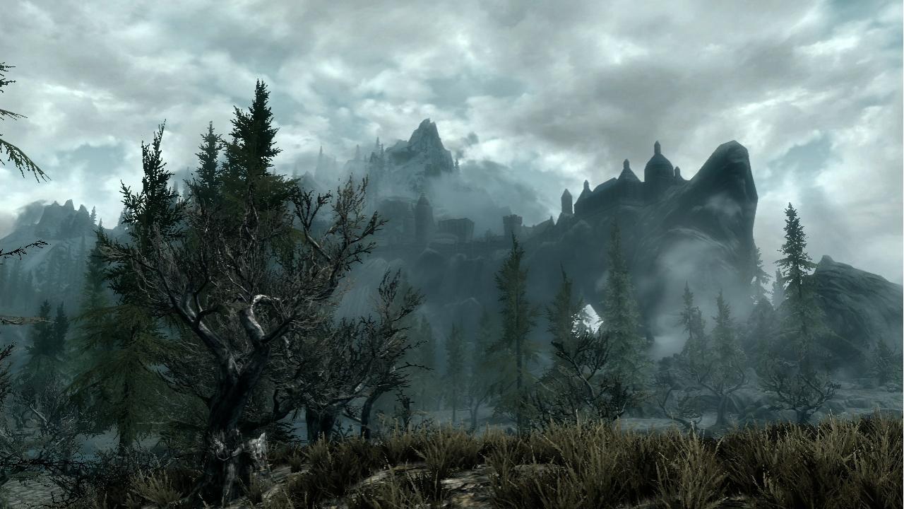 Der Berg ruft: Skyrim