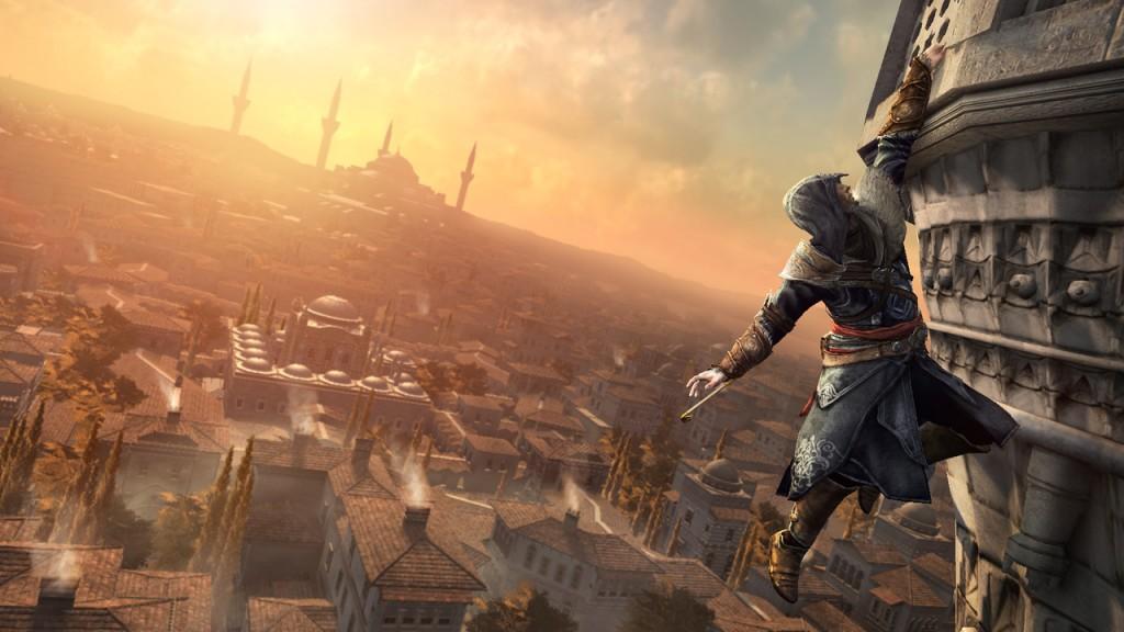 Assassin's Creed Revelations: Die Geschichte hängt in der Luft.