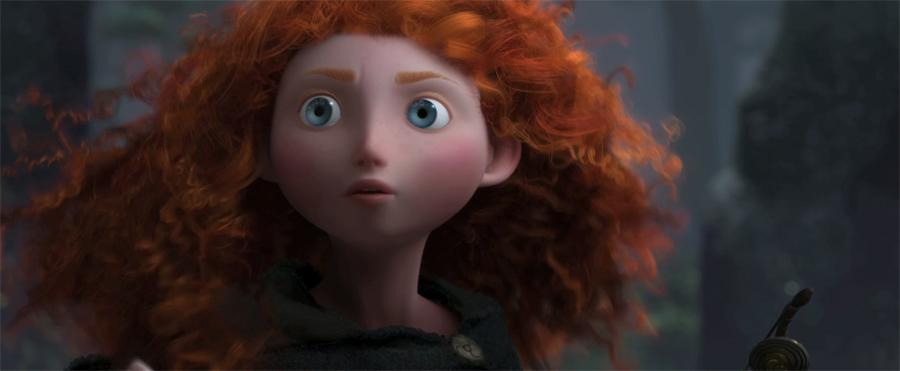 Eine hübsche Heldin will die Herzen erobern. (Foto: Pixar)