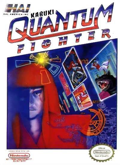 Und das bekam ich zu Weihnachten 1991: Kabuki Quantum Fighter. Immerhin: Das Studio entwickelte später zig Mario-Spiele