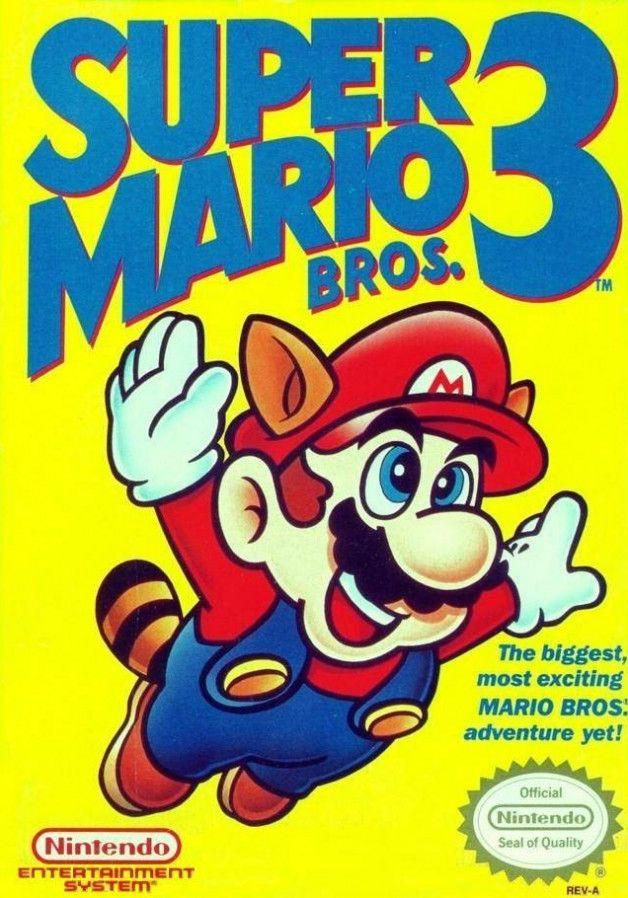 Das Objekt meiner Begierde: Super Mario Bros. 3
